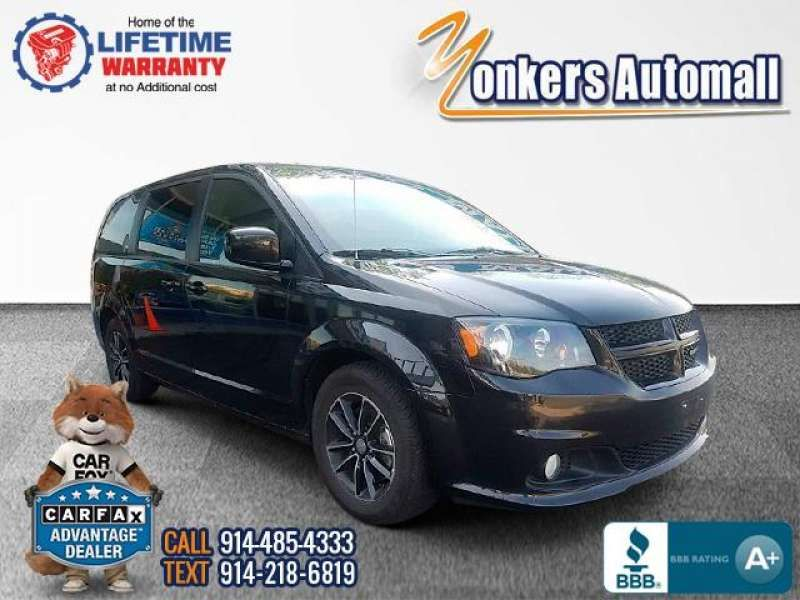 Used/Pre-owned 2018 DODGE GRAND CARAVAN SE Wagon Bronx,NY