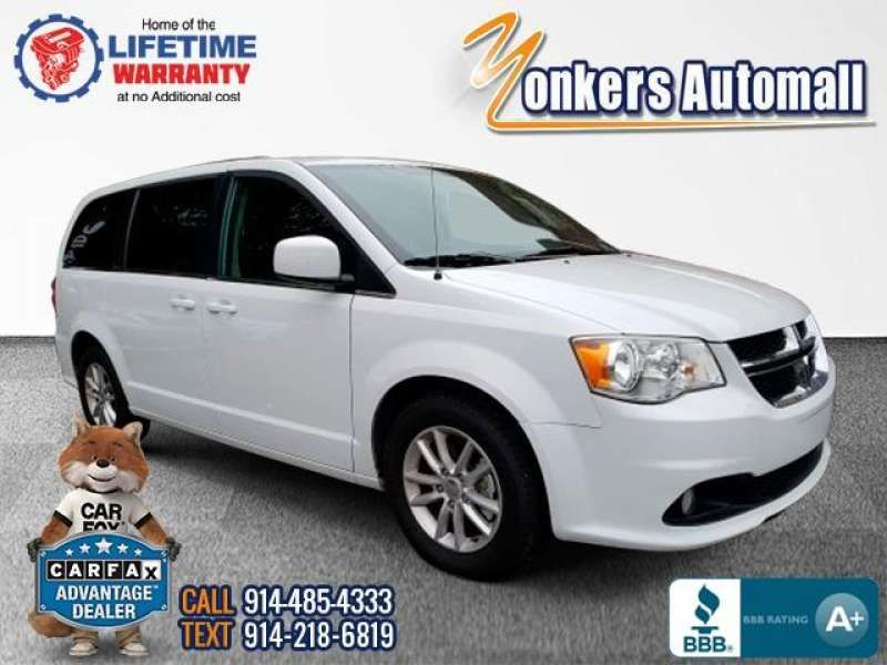 Used/Pre-owned 2018 DODGE GRAND CARAVAN SXT Wagon Bronx,NY