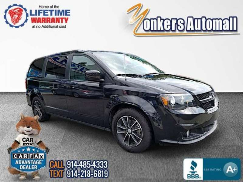 Used/Pre-owned 2018 DODGE GRAND CARAVAN GT Wagon Bronx,NY