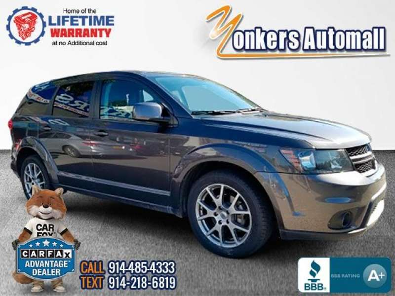 Used/Pre-owned 2018 DODGE JOURNEY GT FWD Bronx,NY