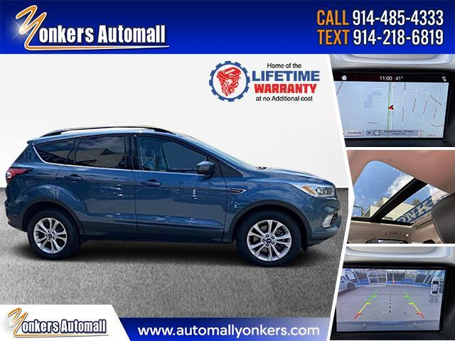 Used/Pre-owned 2018 Ford Escape SEL 4WD Bronx,NY