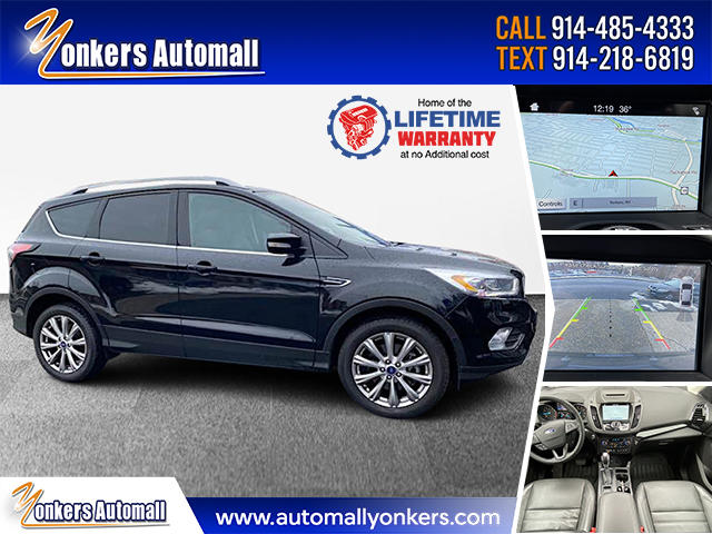 Used/Pre-owned 2018 Ford Escape Titanium 4WD Bronx,NY