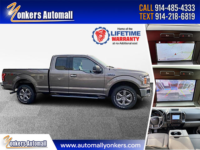 Used/Pre-owned 2018 Ford F-150 XLT 4WD SuperCab 6.5' Bronx,NY