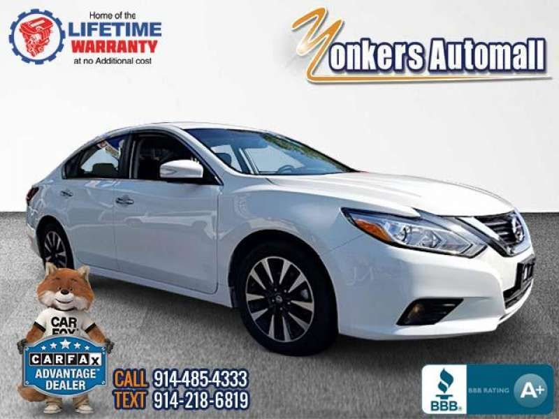 Used/Pre-owned 2018 NISSAN ALTIMA 2.5 SL Sedan Bronx,NY