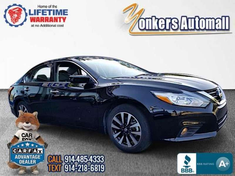 Used/Pre-owned 2018 NISSAN ALTIMA 2.5 SV Sedan Bronx,NY