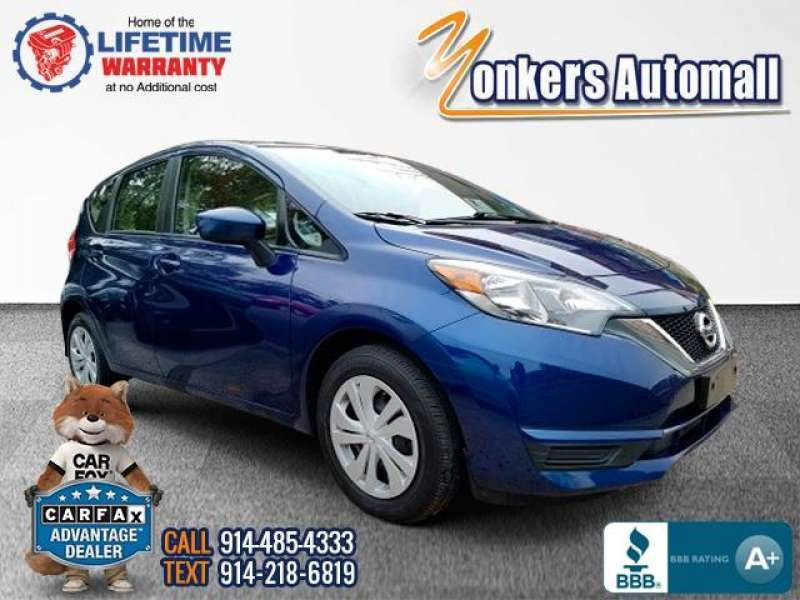Used/Pre-owned 2018 NISSAN VERSA NOTE SV CVT Bronx,NY