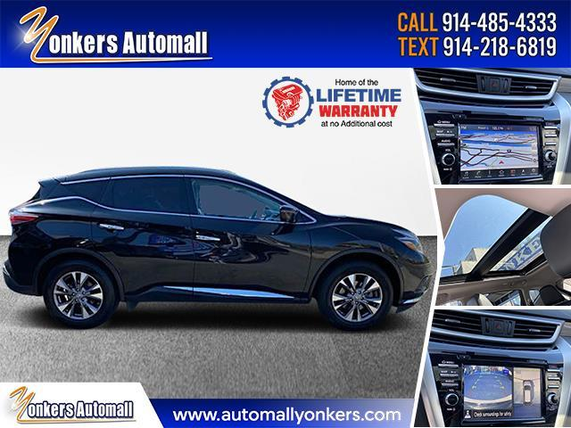 Used/Pre-owned 2018 Nissan Murano AWD SL Bronx,NY