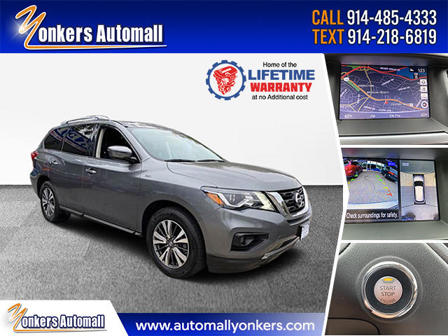 Used/Pre-owned 2018 Nissan Pathfinder 4x4 SL Bronx,NY