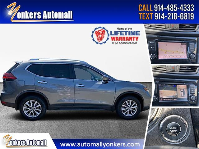 Used/Pre-owned 2018 Nissan Rogue AWD SV Bronx,NY
