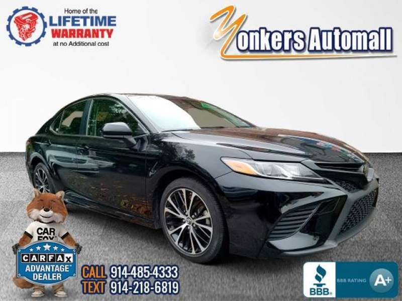 Used/Pre-owned 2018 TOYOTA CAMRY SE  Bronx,NY
