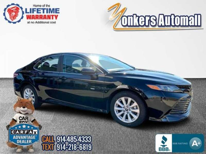 Used/Pre-owned 2018 TOYOTA CAMRY LE Auto (Natl) Bronx,NY