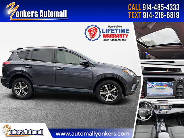Used/Pre-owned 2018 Toyota RAV4 XLE AWD Bronx,NY