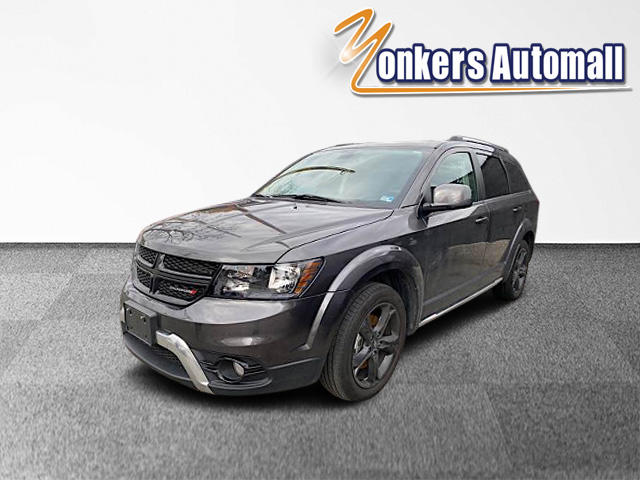 Used/Pre-owned 2019 Dodge Journey Crossroad AWD Bronx,NY