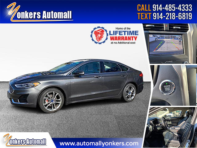 Used/Pre-owned 2019 Ford Fusion SEL FWD Bronx,NY