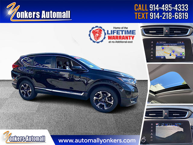 Used/Pre-owned 2019 Honda CR-V Touring AWD Bronx,NY