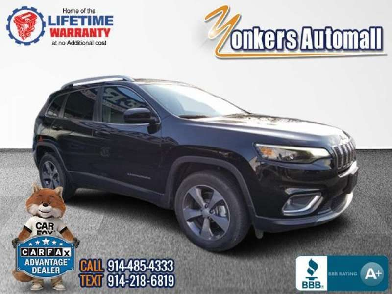 Used/Pre-owned 2019 JEEP CHEROKEE Limited 4x4 Bronx,NY