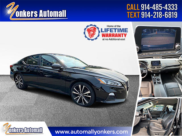 Used/Pre-owned 2019 Nissan Altima 2.5 SR Sedan Bronx,NY