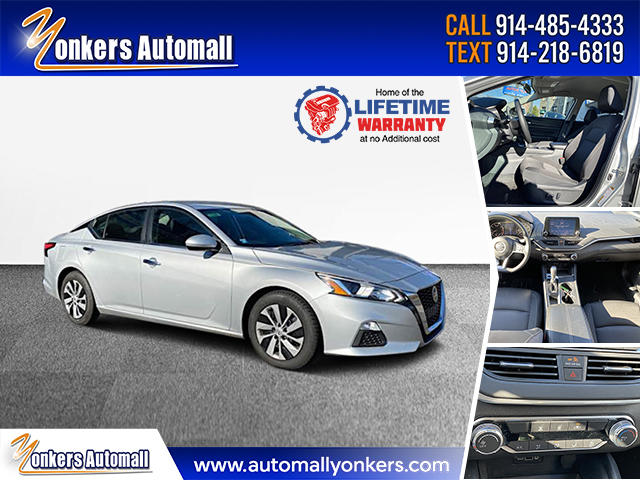 Used/Pre-owned 2019 Nissan Altima 2.5 S Sedan Bronx,NY