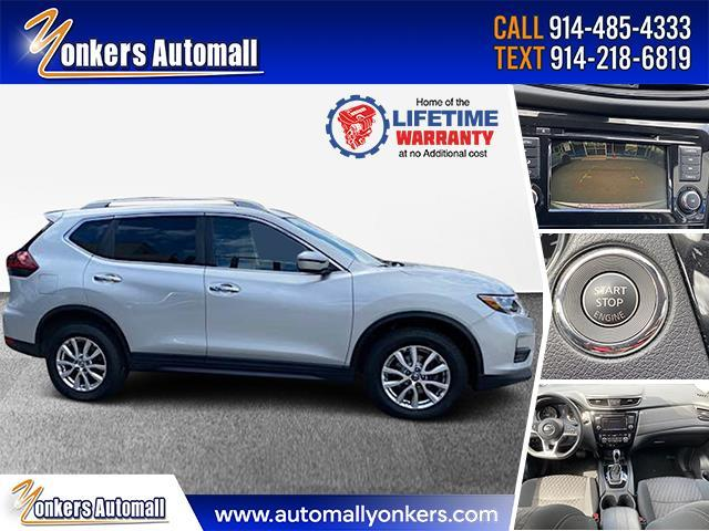 Used/Pre-owned 2019 Nissan Rogue AWD SV Bronx,NY