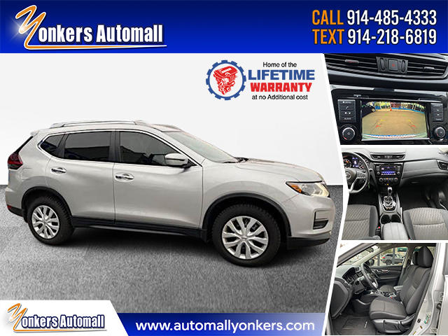 Used/Pre-owned 2019 Nissan Rogue AWD S Bronx,NY