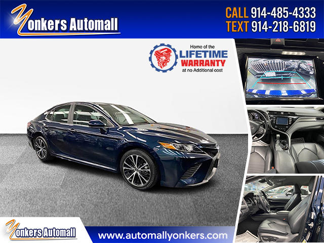 Used/Pre-owned 2019 Toyota Camry SE  Bronx,NY