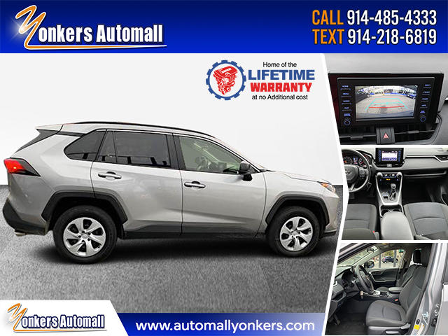 Used/Pre-owned 2019 Toyota RAV4 LE AWD  Bronx,NY