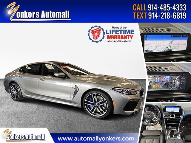 Used/Pre-owned 2020 BMW M8 Gran Coupe Bronx,NY