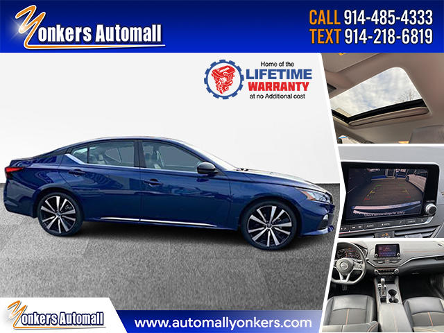 Used/Pre-owned 2020 Nissan Altima 2.5 SR Sedan Bronx,NY