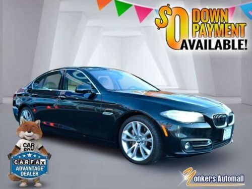 2015 BMW 5 Series at Yonkers Automall