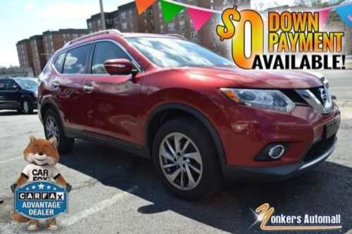 2015 Nissan Rogue Yonkers Automall Preowned Cars