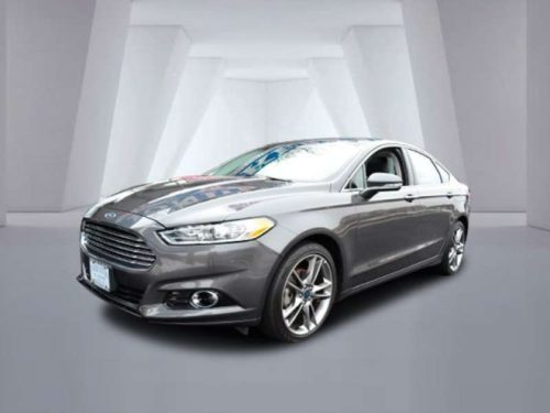 2015 Ford Fusion at Yonkers Automall
