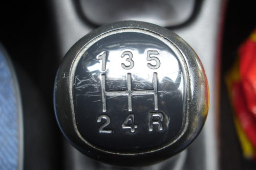 Stick Shift Manual Transmission